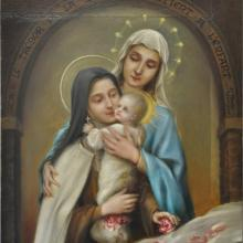 Therese_et_Jesus_Enfant